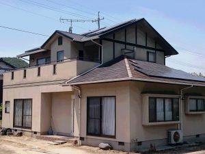 岡山市南区O様邸 施工前 ジー・ペイント㈱
