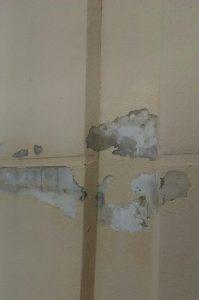 外壁 下地補修