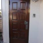 ドア塗装 ジー・ペイント㈱