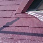 岡山市中区Y様邸屋根塗装上塗り完成 ジー・ペイント㈱