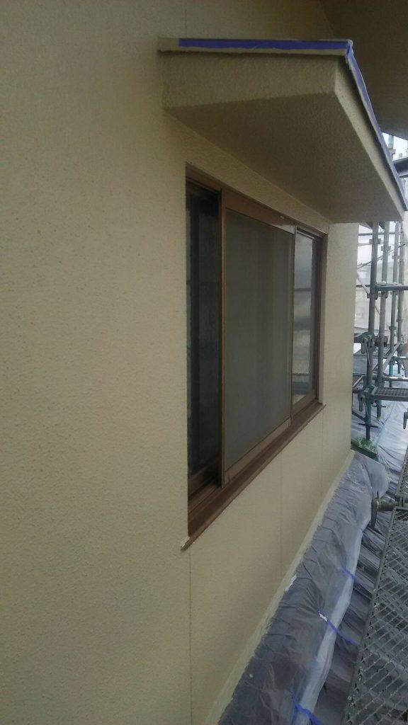 岡山市北区T様邸 2階上塗り 説明