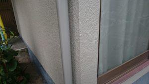 岡山市中区H様邸 樋塗装完成