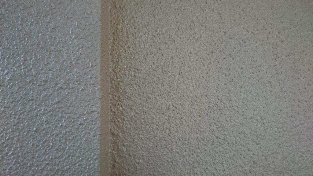 岡山市北区T様邸 1階部分上塗り完成