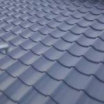岡山市中区F様邸セメント瓦フッ素上塗り 屋根塗装ジー・ペイント㈱