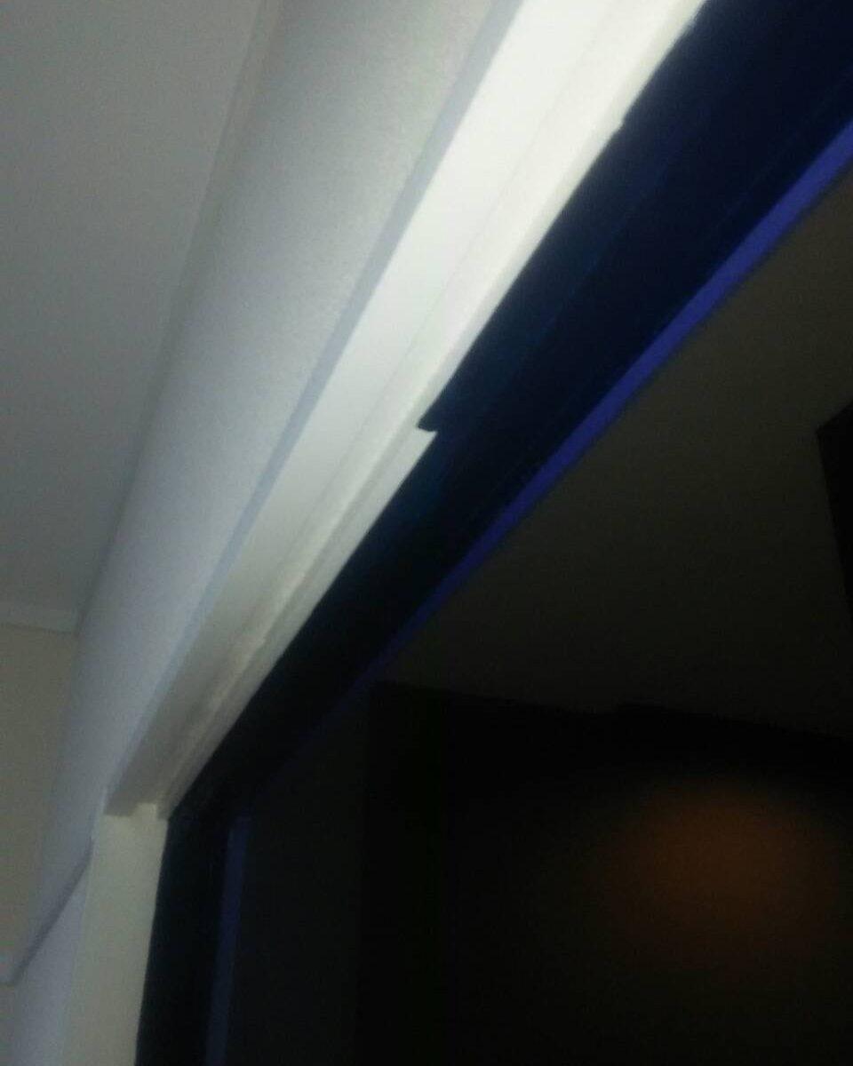 某美容室 内部塗装