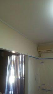 某美容室 内部塗装 施工後