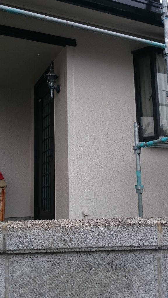 岡山県和気郡和気町O様邸 塗装後