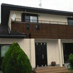 岡山市東区瀬戸町A様邸 外壁塗装カラーシュミレーション