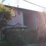 岡山市北区某アパート 外壁塗装前