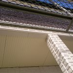 岡山市東区瀬戸町A様邸 外壁塗装アクセント部分塗装