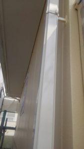 岡山市北区K様邸 雨樋塗装
