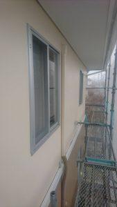岡山市北区K様邸 外壁塗装後