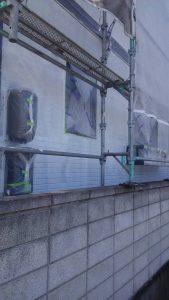 岡山市中区O様邸 サイディングボード用フィーラー塗