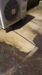 岡山市北区 K様邸 屋上防水工事 高圧洗浄