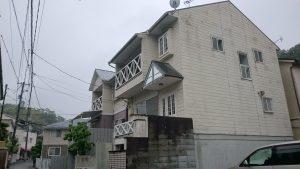 岡山市中区A様邸 塗装工事 施工前