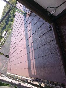 岡山市南区O様邸 屋根 塗装後
