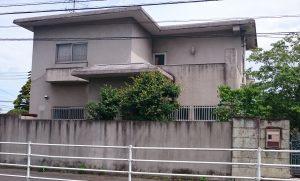 岡山市中区H様邸 施工前