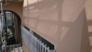 岡山市中区H様邸 外壁塗装後