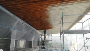 倉敷市某企業様 社屋塗装工事