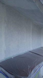 岡山市北区K.U様邸 下塗り作業完了