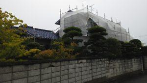 岡山市北区K.U様邸着工(2階建て住宅)