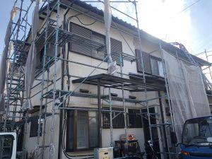 岡山県倉敷市H様邸工事着工