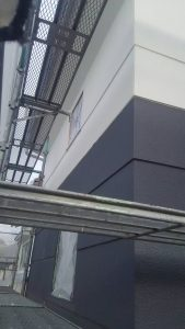 岡山市北区K.I様邸 上塗り完了