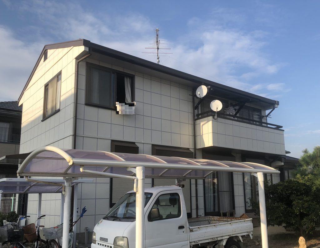 岡山市東区K様邸施工完了後