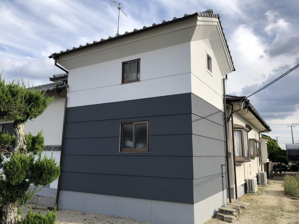 岡山市北区K.S様邸 蔵 施工完了後