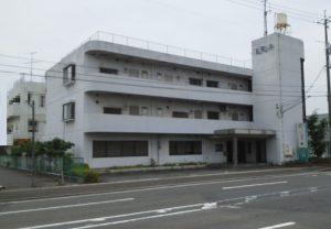岡山市北区某ビル様 外壁塗装工事 施工前