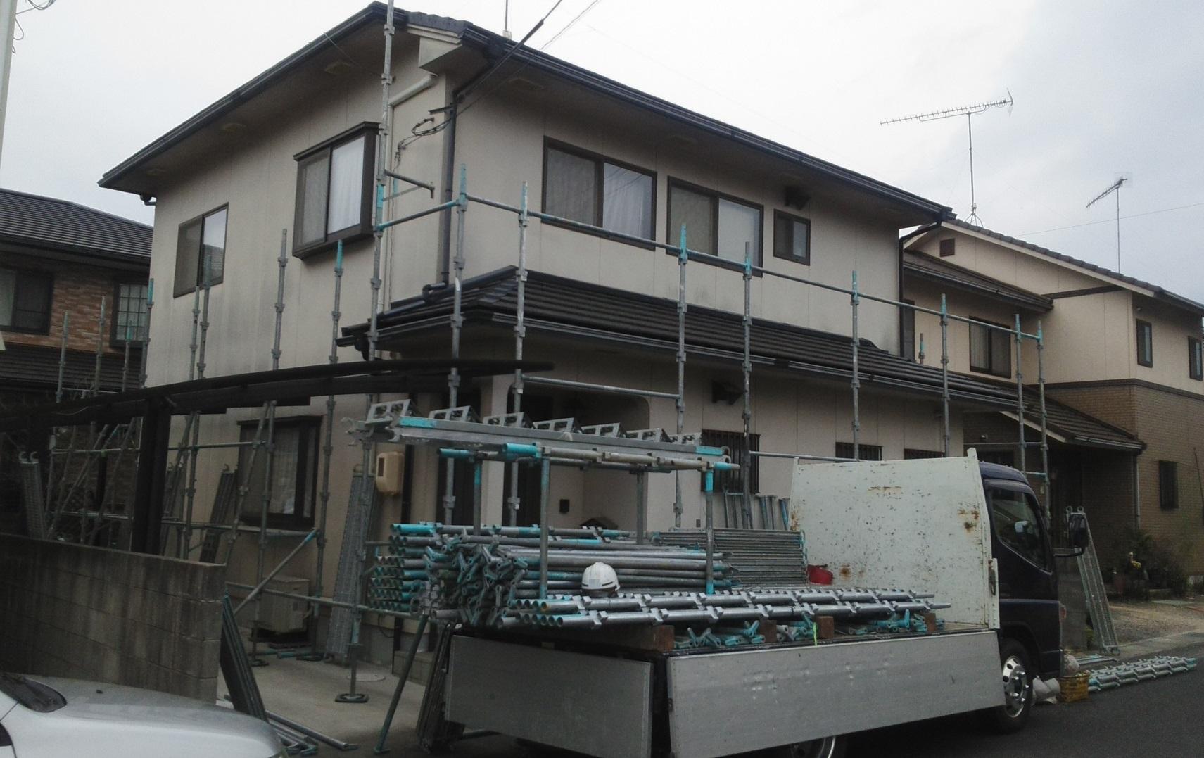 2019.3.22(金)岡山市北区T様邸 工事着工