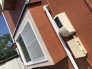 瀬戸内市H様邸 外壁塗装工事施工完了写真