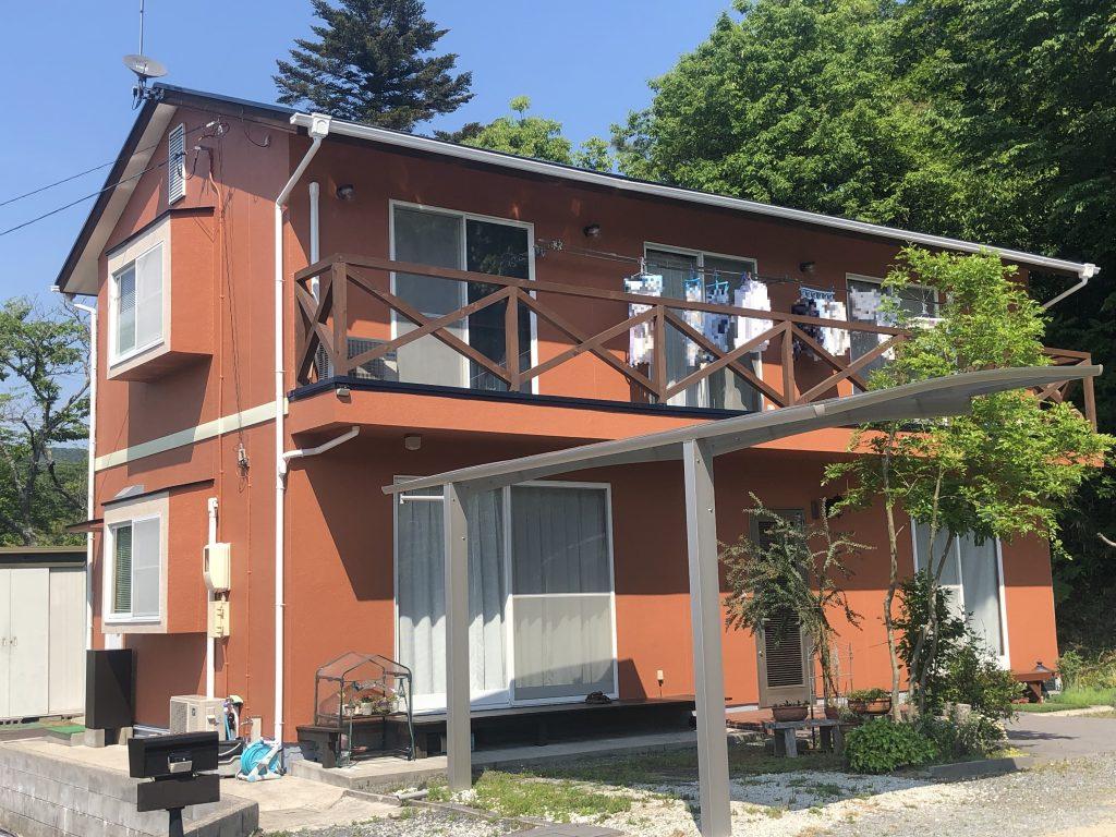 瀬戸内市H様邸 屋根・外壁塗装工事 施工完了後