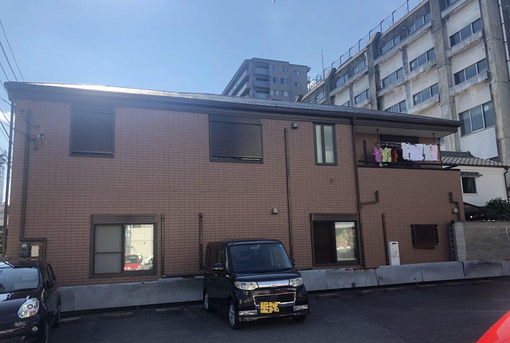 岡山市北区O様邸 屋根外壁塗装 施工完了後