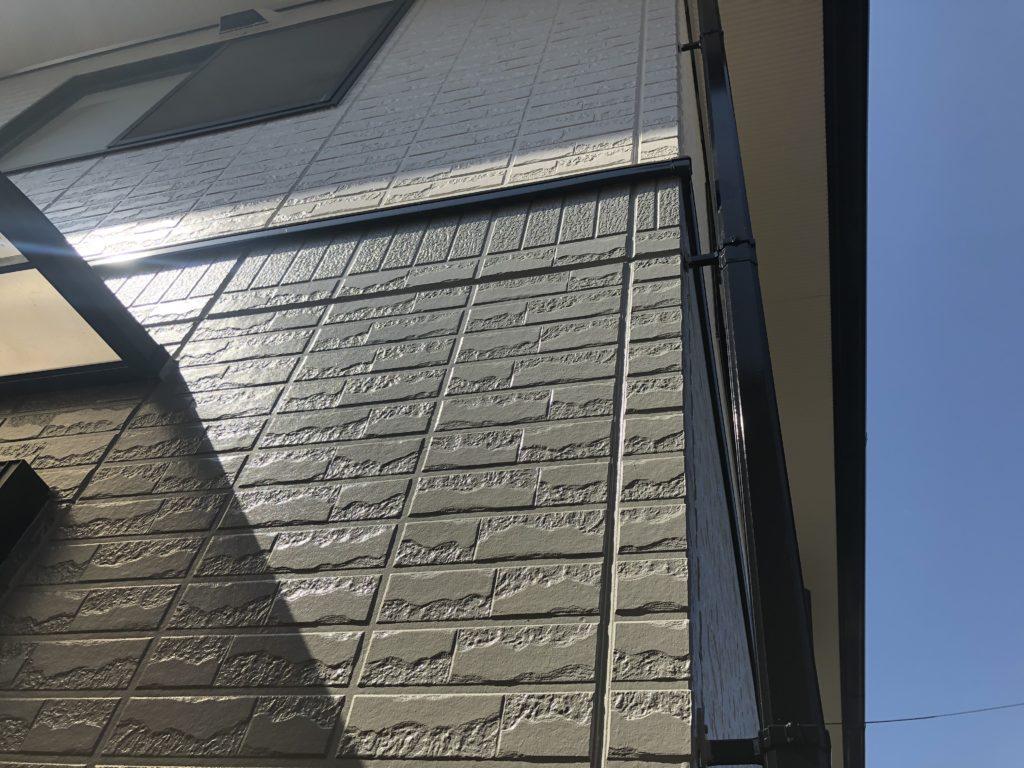 岡山市北区I様邸 屋根塗装 外壁塗装 施工完了後3