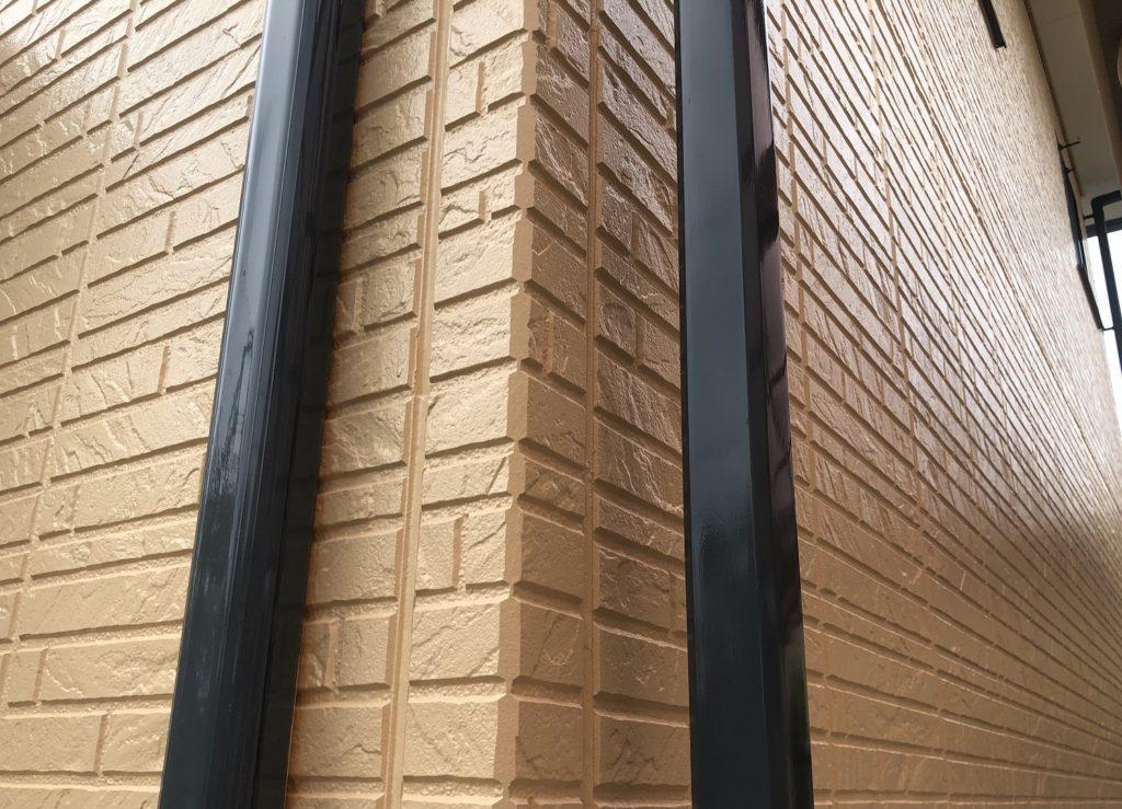 赤磐市O様邸 樋・外壁アップ 施工完了後
