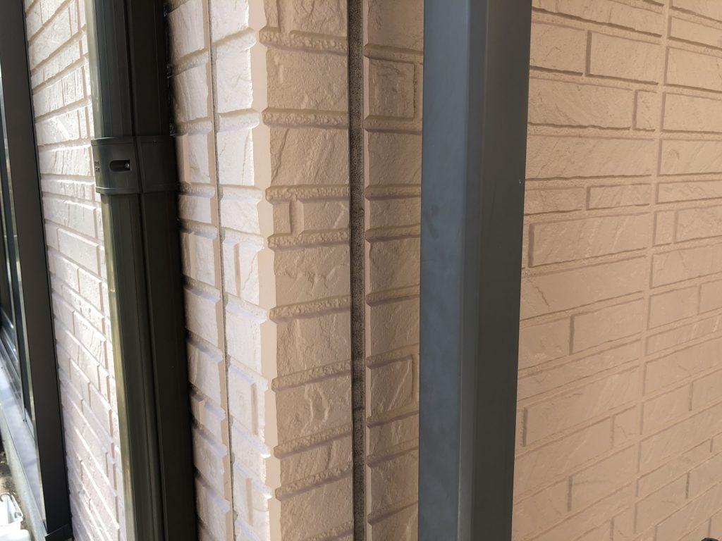 赤磐市O様邸 外壁塗装 樋・外壁アップ 施工前